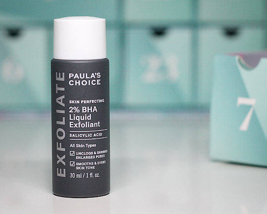 Kästchen Nr. 7: Paula's Choice 2 % BHA Liquid Exfoliant