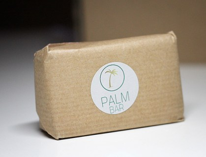 (Palm Bar) Body Butter Bar