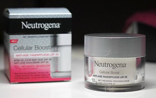 (Neutrogena) Cellular Boost Anti-Age Tagescreme