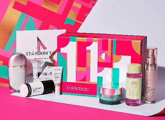 Lookfantastic 11.11 Chinese Singles' Day Box 2019