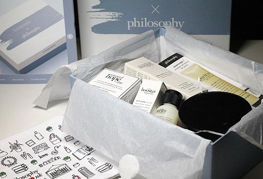 Lookfantastic x Philosophy Limited Edition 2019