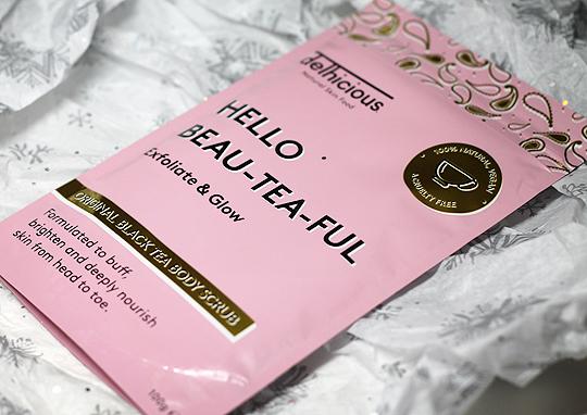 (dehlicious) Hello Beau-Tea-Ful Exfoliate & Glow