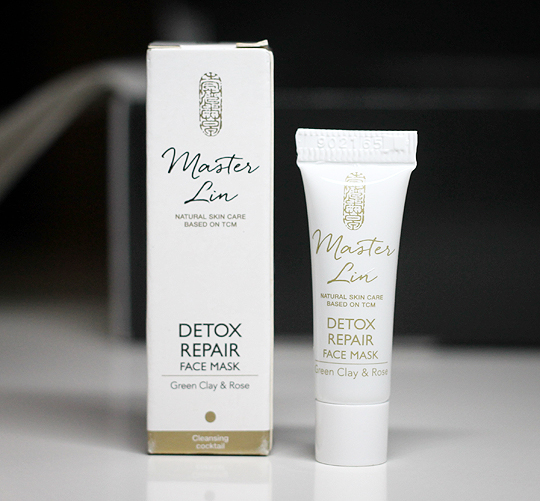 (Master Lin) Detox Repair Face Mask