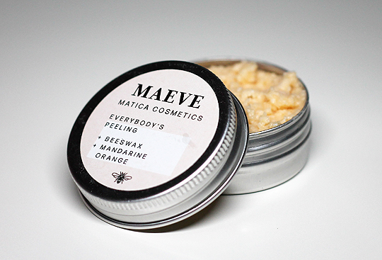 (Matica Cosmetics) Maeve Everybody's Mask