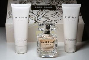 (Elie Saab) Le Parfum Scented Shower Cream und Body Lotion