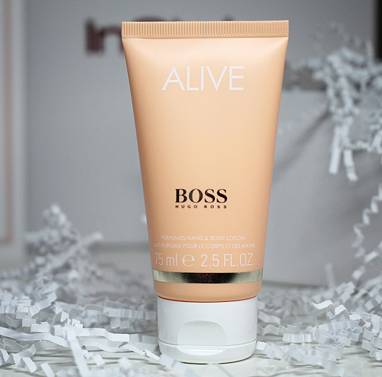 (Boss) Alive Perfumed Hand & Body Lotion