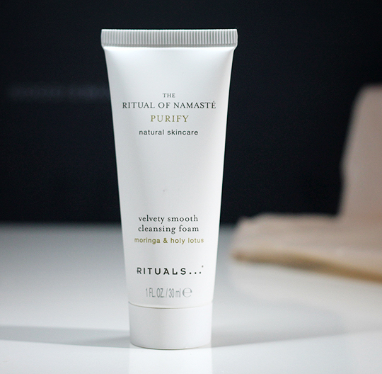 (Rituals...) The Ritual of Namasté Purify Velvety Smooth Cleansing Foam