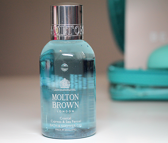 (Molton Brown) Coastal Cypress & Sea Fennel Bath & Shower Gel