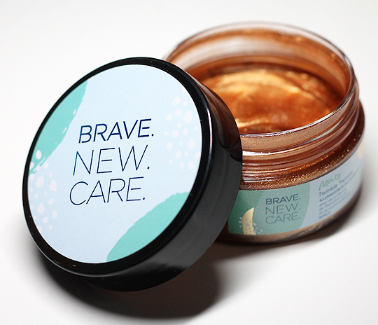 (Brave New Care) Minty Twinkle Twinkle Body & Hair Illuminator