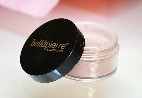 "(BelláPierre) Mineral Blush in ""Amaretto"""