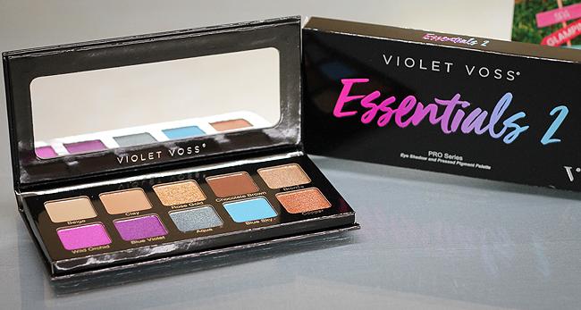 (Violet Voss) Essentials 2 Pro Series Lidschattenpalette
