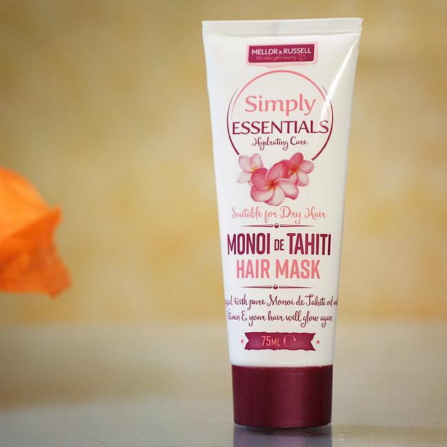 (Mellor & Russel) Simply Essentials Monoi de Tahiti Hair Mask
