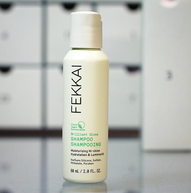 Kästchen Nr. 3: (Fekkai) Brilliant Gloss Shampoo