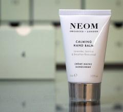 Kästchen 4: Neom Calming Hand Balm