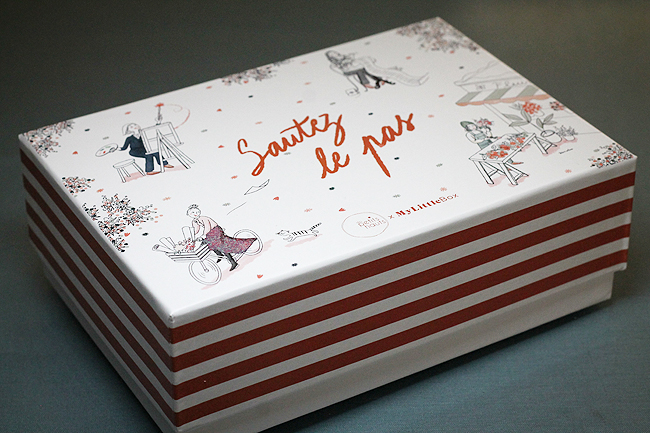 My Little Box September 2020 und Des petits hauts