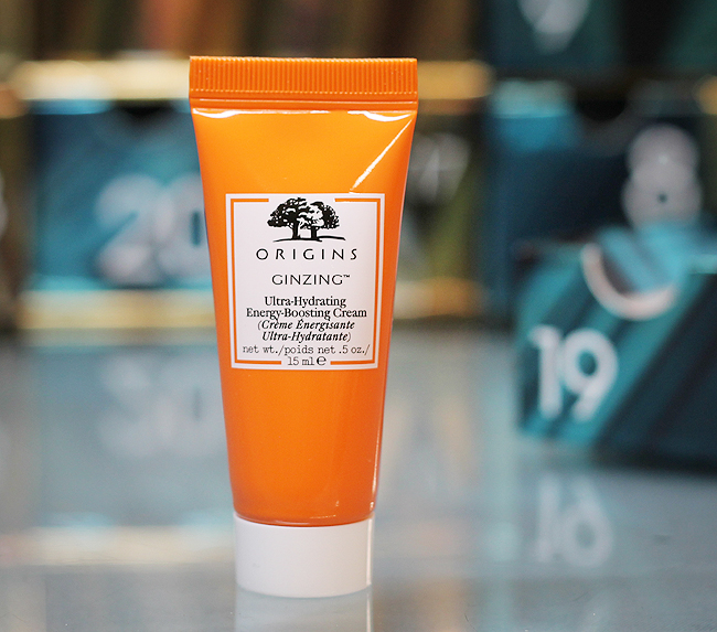 Kästchen Nr. 19: (Origins) Ginzing Ultra-Hydrating Energy-Boosting Cream