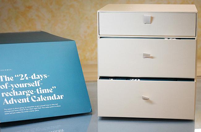 Der Goodiebox Adventkalender 2020