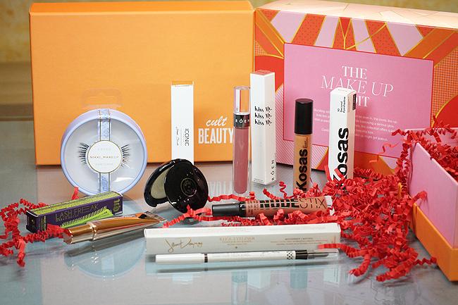 Cult Beauty Chrstmas Box Make Up Edition