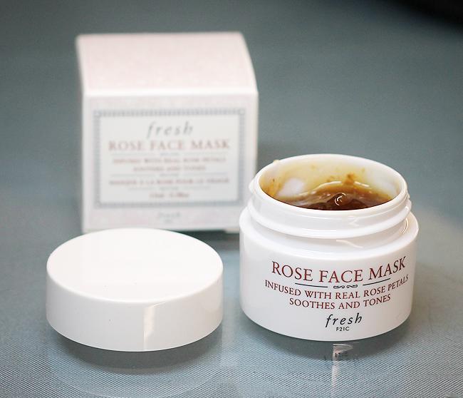 [Fresh] Rose Face Mask