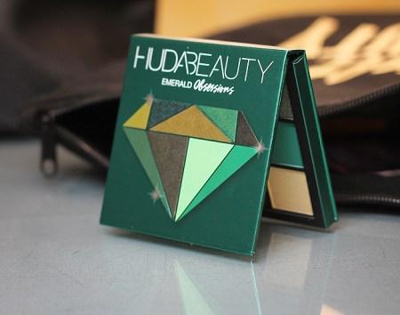[Huda Beauty] Emerald Obsessions