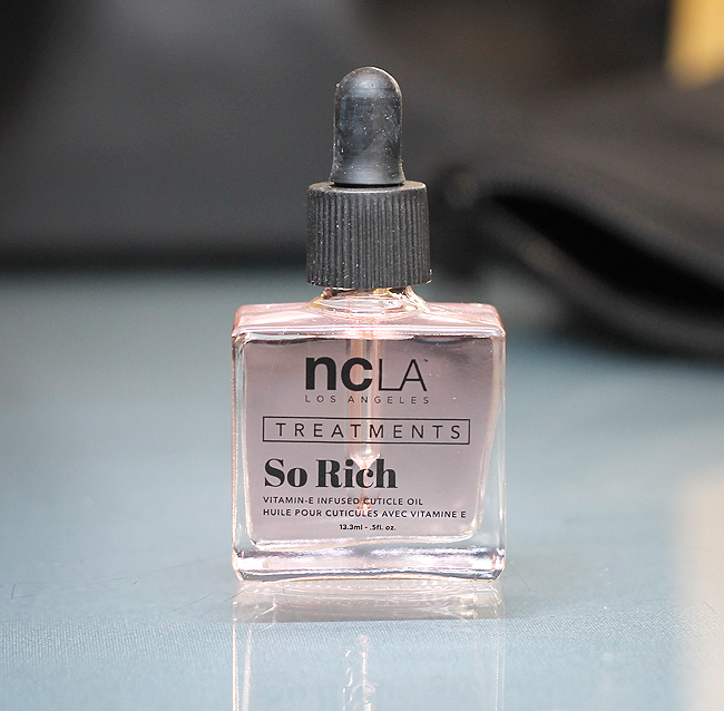 [ncLA] Treatments - So Rich
