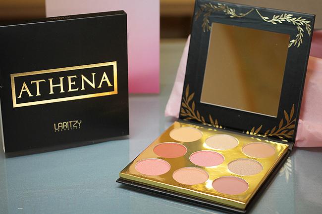 [Laritzy] Athena Eyeshadow Collection