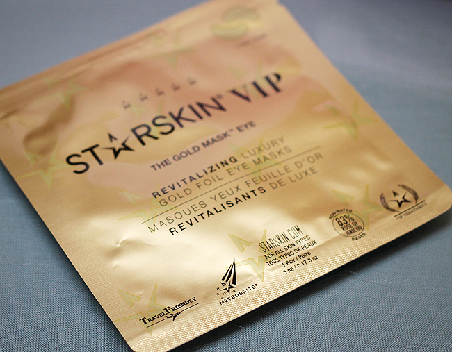 [Starskin] The Gold Mask Eye