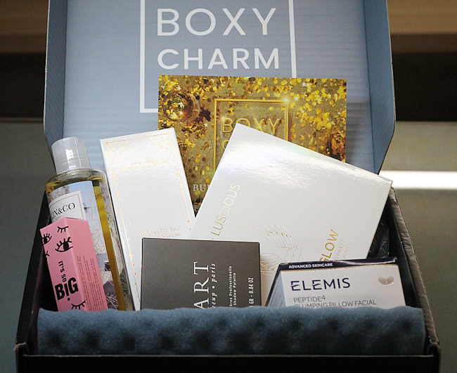 BoxyCharm Premium Dezember 2020