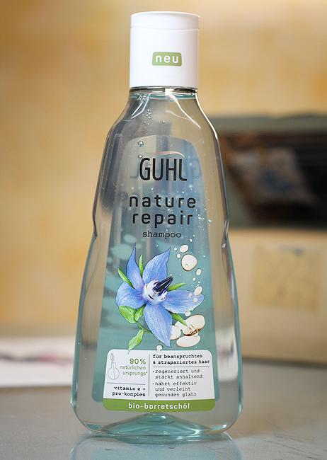 [Guhl] Nature Repair Shampoo mit Bio Borretschöl