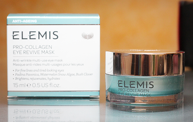 [Elemis] Pro-Collagen Eye Revive Mask