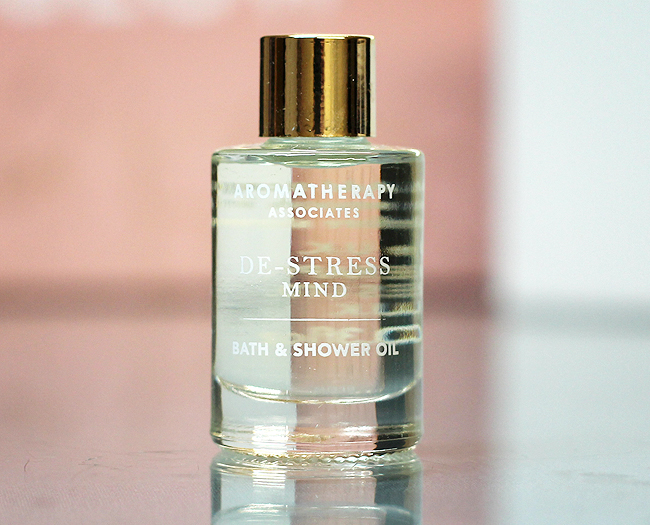 [Aromatherapy Associates] De-Stress Mind Bath & Shower Oil