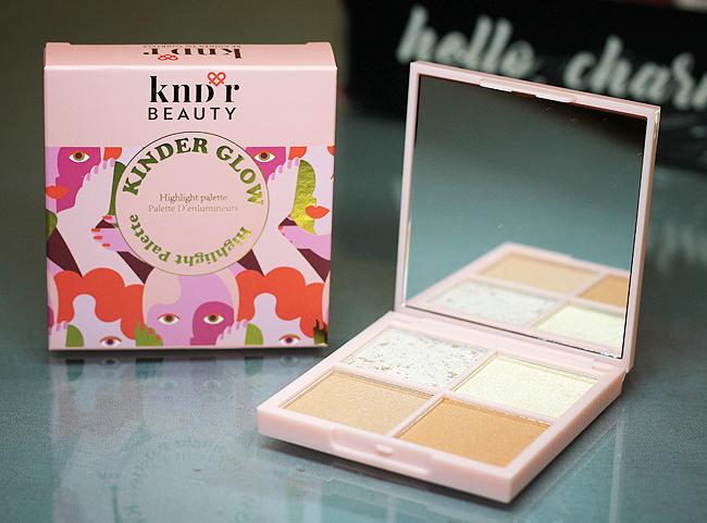 [Kndr Beauty] Kinder Glow Highlight Palette