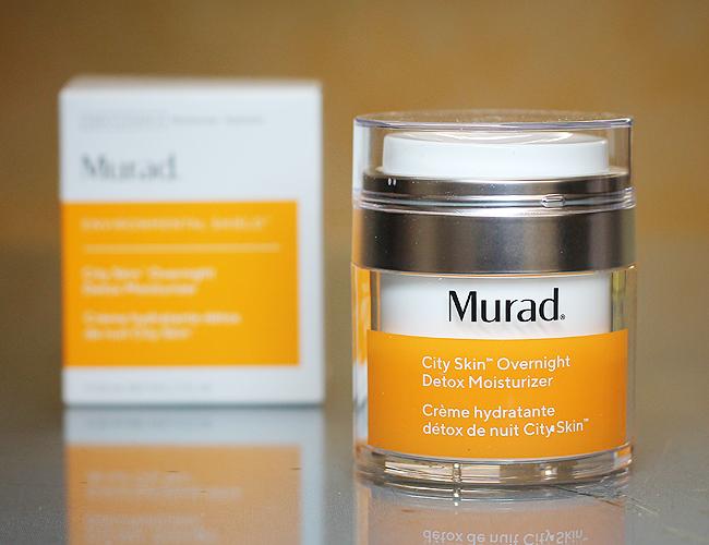[Murad] City Skin Overnight Detox Moisturizer
