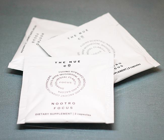 [The Nue Co.] Nootro Focus Kapseln - Cult Conscious