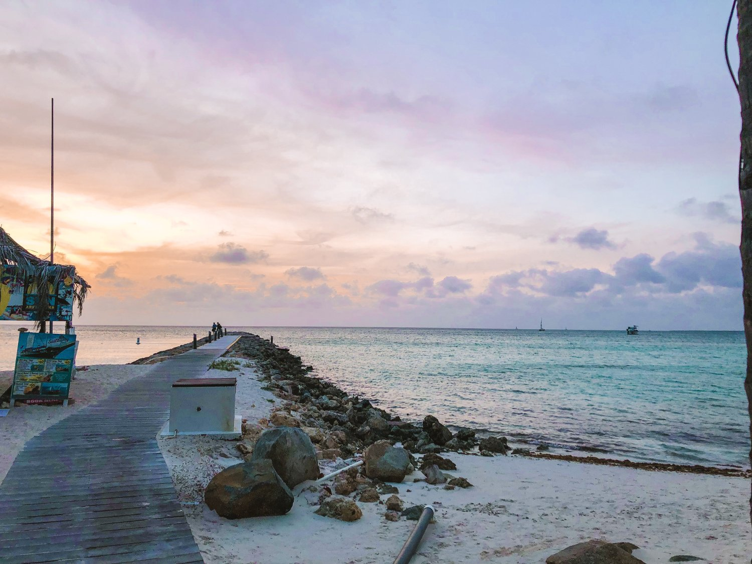 One Happy Island: Honeymooning in Aruba