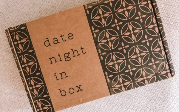 "Date Night In Box: ""Sensing More"""