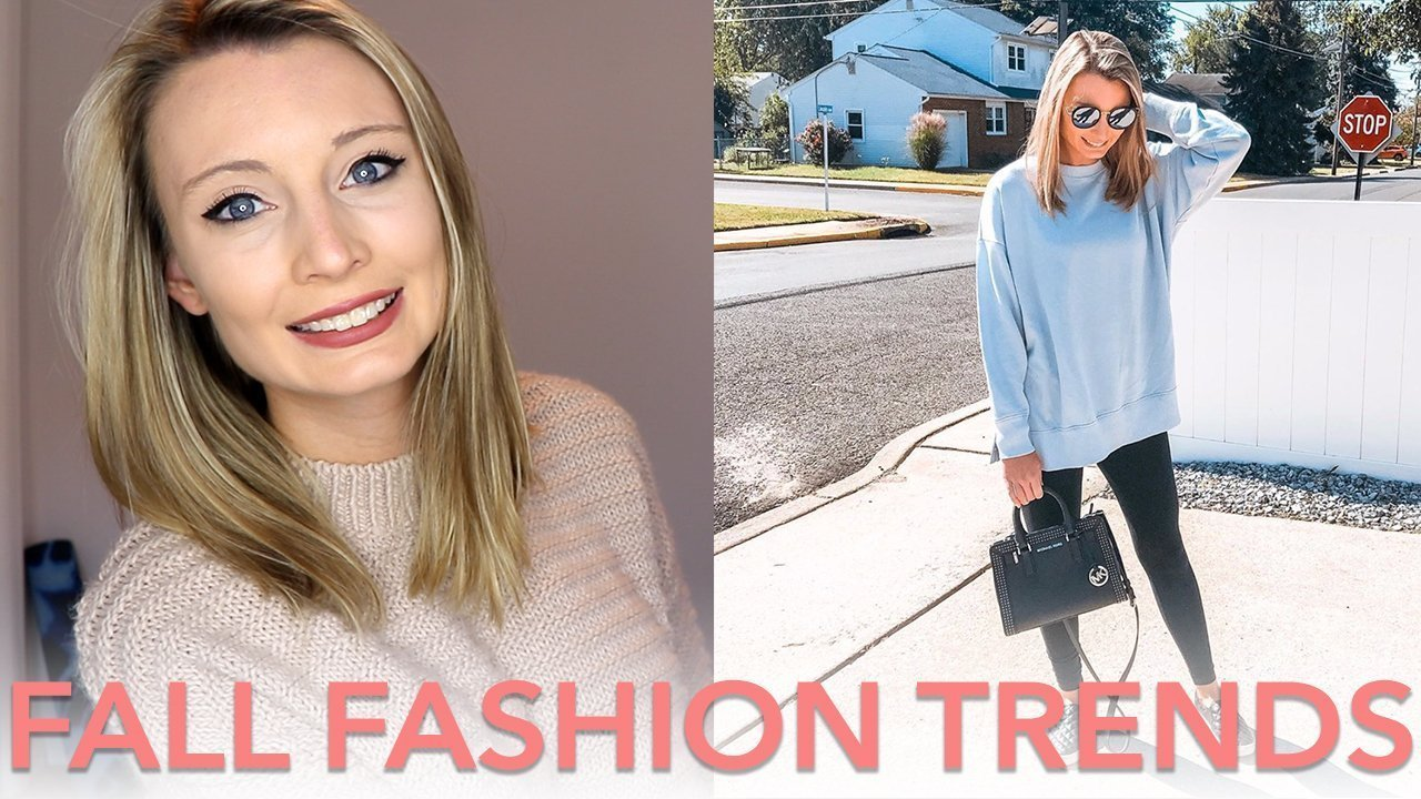 Favorite Fall Fashion Trends | October 2019