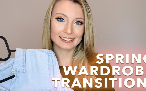 5 Pieces To Transition To Your Spring Wardrobe