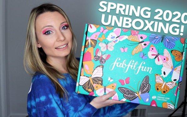 FabFitFun Spring 2020 Unboxing!