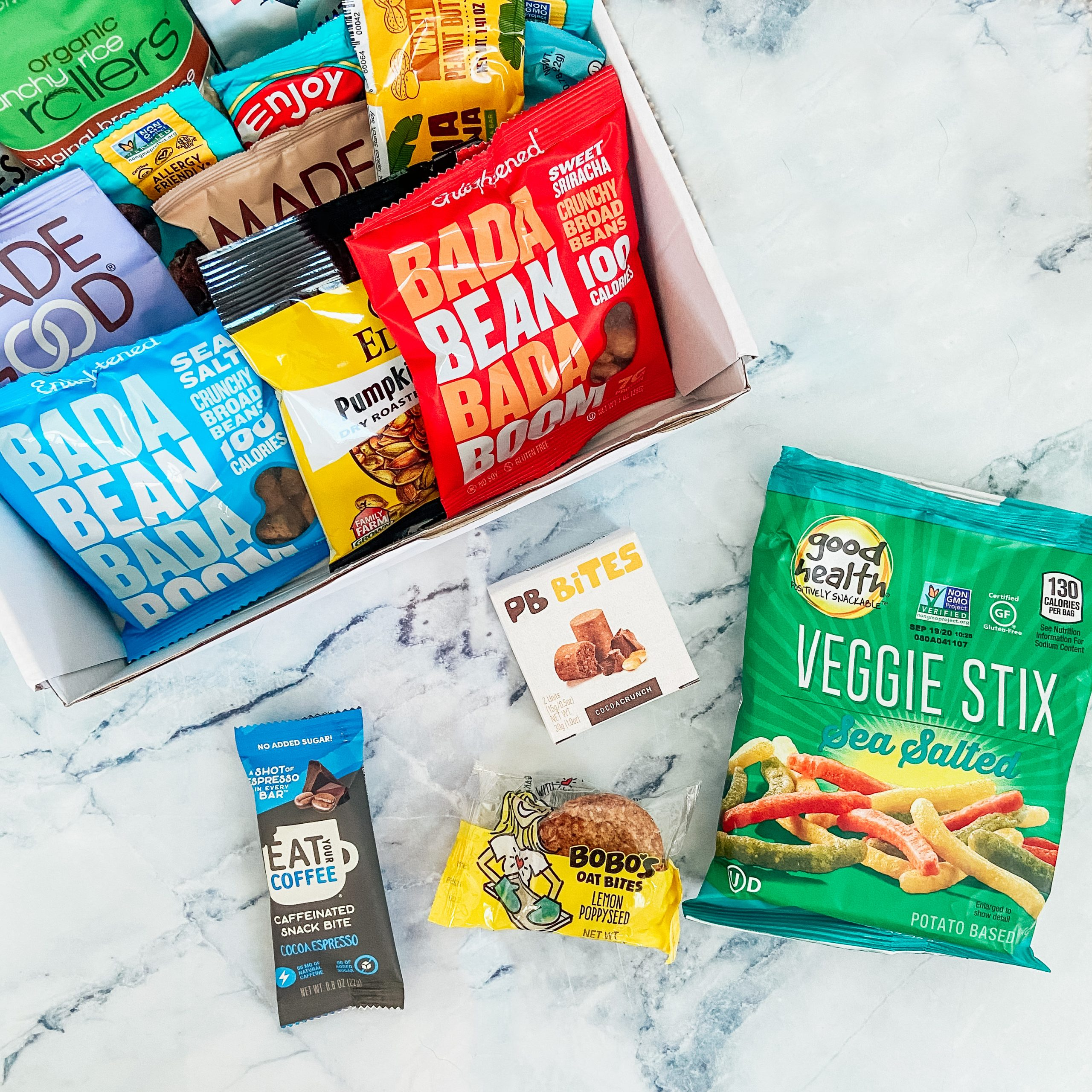 Start Snacking Healthy with Elevate Snack Boxes!