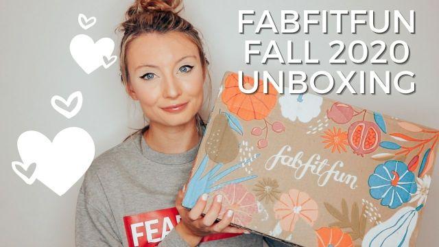 FabFitFun Fall 2020