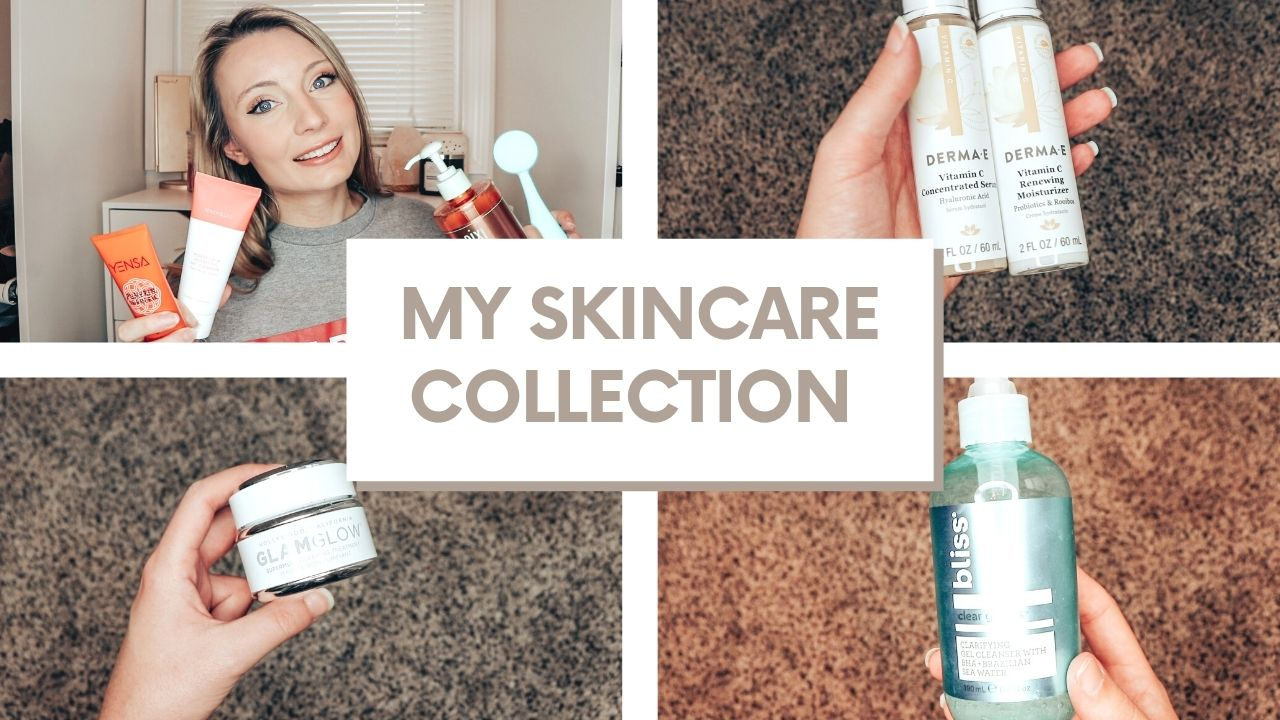 My Complete Skincare Collection 2020 | What Products I Love & Don't