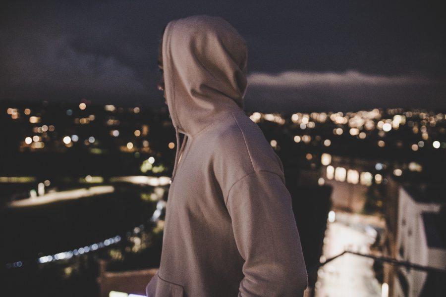 Anonymous stranger