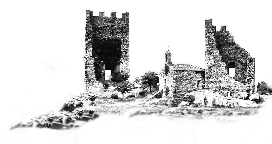 El castillo de Torres Agustí.