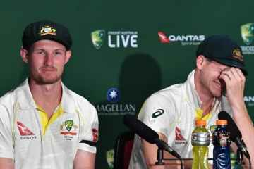 Steve Smith Cameron Bancroft Unbumf