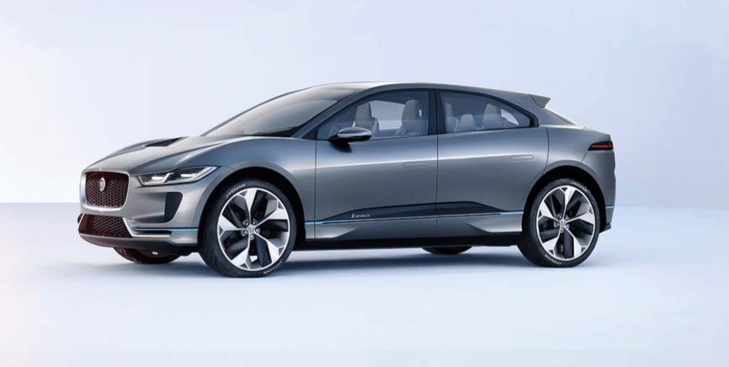 Jaguar I Pace New York International Auto Show