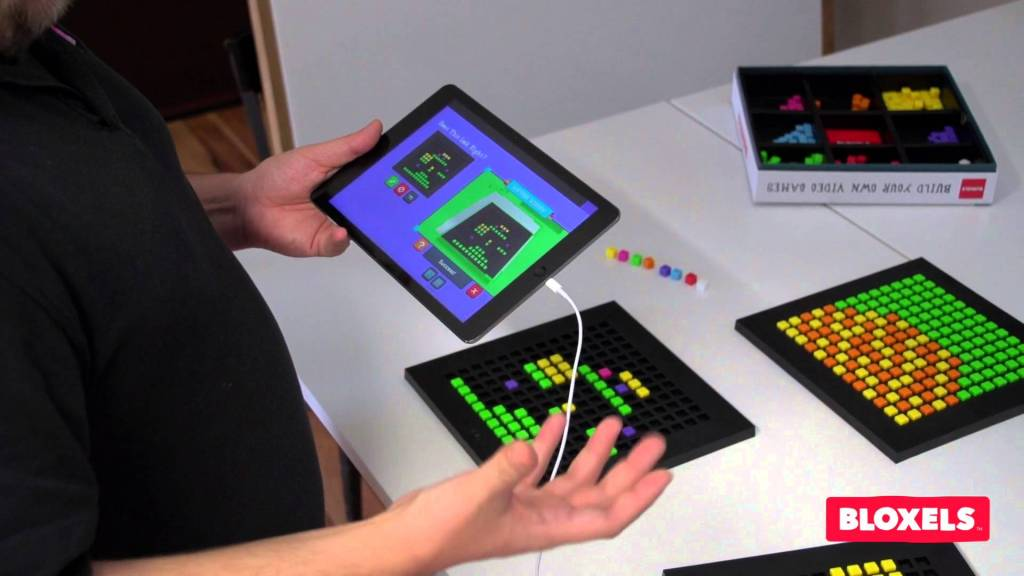 Gadgets For Kids Bloxels UnBumf