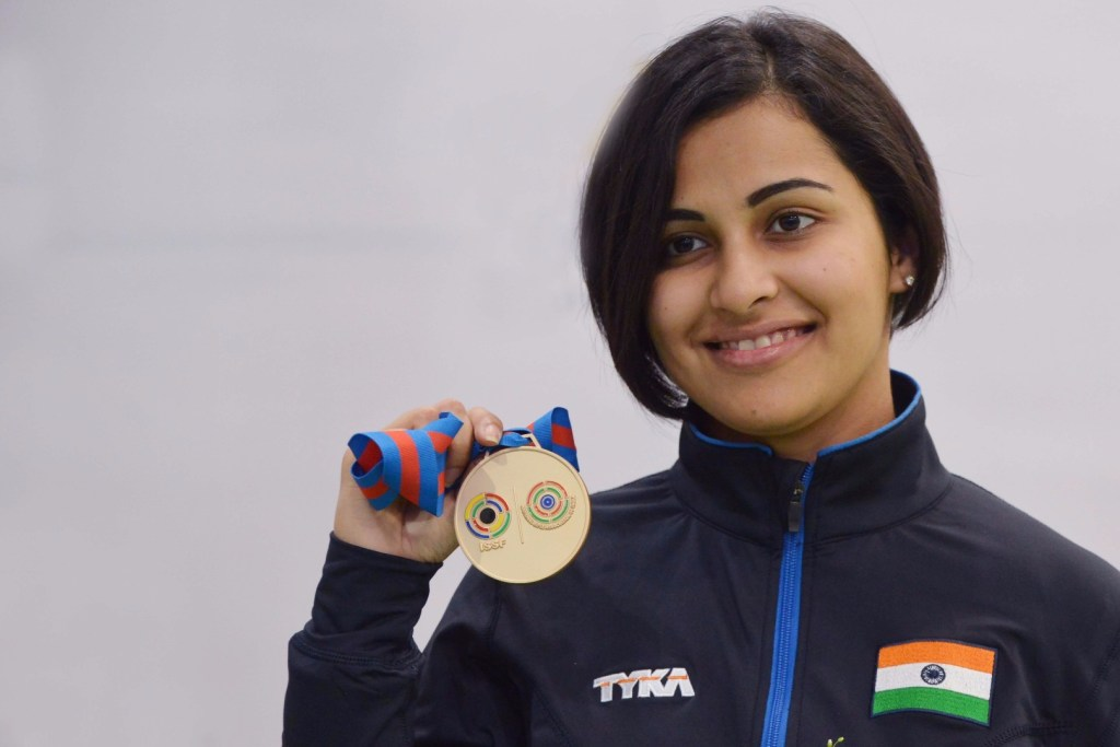 Heena Sidhu Commonwealth Games UnBumf