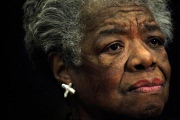 Maya Angelou Featured UnBumf