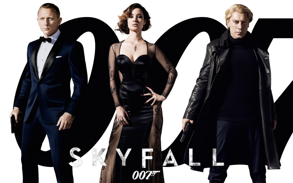 Skyfall sexist movies UnBumf